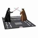 LovePop Star Wars Obi Wan vs Darth Vader Greeting Card