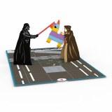 LovePop Star Wars Darth Vader Celebration Greeting Card