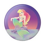 Little Mermaid Ariel Gloss PopSocket