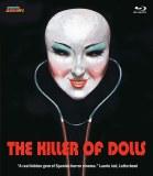 Killer of Dolls Blu ray