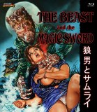 Beast and the Magic Sword Blu ray