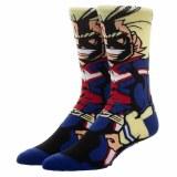My Hero Academia All Might 360 Crew Socks