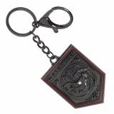 Game Of Thrones Targaryen Metal Keychain