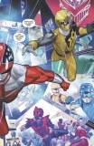 Mighty Morphin Power Rangers #42 Foc