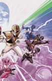 Mighty Morphin Power Rangers #50 Connecting Var