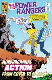 Go Go Power Rangers #11 Subscription Mok Variant Sg (C: 1-0-0)