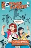 Go Go Power Rangers #18 Preorder Mok Var