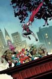 Power Rangers Teenage Mutant Ninja Turtles #4
