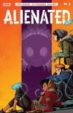 Alienated #1 2nd Ptg