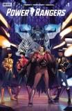 Power Rangers #1 3rd Ptg