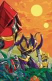Power Rangers #8 Cvr B