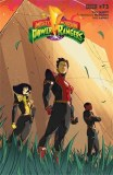 Power Rangers #9 Cvr B