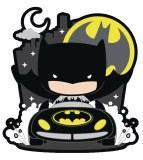 DC Chibi Batman Pin