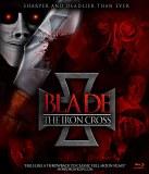 Blade the Iron Cross Blu ray
