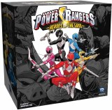Power Rangers Heroes of the Grid Board Game