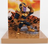 Marvel Superama Thanos Figural Diorama
