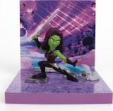 Marvel Superama Gamora Figural Diorama