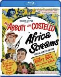 Africa Screams Blu ray
