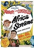 Africa Screams DVD