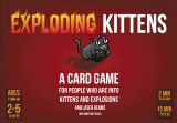 Exploding Kittens Limited Edition First Edition