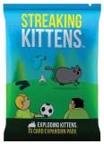 Streaking Kittens Exploding Kittens 15 Card Expansion Pack