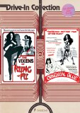 Drive In Collection Vixens of Kung Fu Oriental Blu