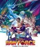 Raw Force Blu Ray DVD Combo
