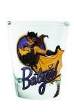 Toon Tumblers DC Bombshells Batgirl Shot Glass