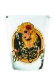 Toon Tumblers DC Bombshells Black Canary Shot Glass