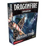 Dungeons and Dragons Dragonfire Campaign Box Moonshae Storms