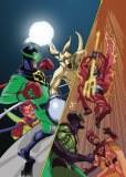 Dragonfly & Dragonflyman #1