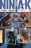 Ninja-K #2 Cvr A