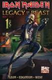 Iron Maiden Legacy of the Beast Night City #1 B Cvr