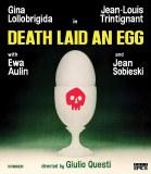 Death Laid An Egg Blu ray