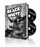 Batman Black & White HC Vol 1 Book and DVD Blu-Ray Set