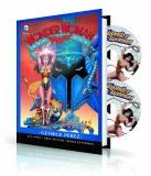 Wonder Woman Gods & Mortal HC Book & DVD Blu-Ray Set