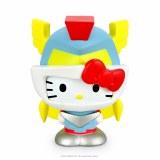 Hello Kitty Kaiju Mechazoar Prime Boxed 3 In Vinyl Figure