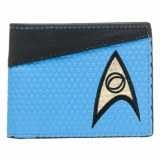 Star Trek Science Blue Wallet