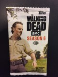 The Walking Dead Season 6 Trading Cards