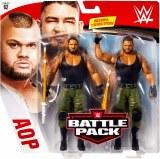 WWE S62 AOP Akam/Rezar Action Figure 2 Pack
