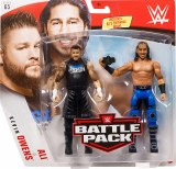 WWE S65 Kevin Owens/Ali Action Figure 2 Pack