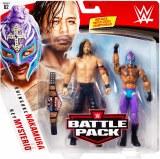 WWE S62 Shinsuke Nakamura/Rey Mysterio Action Figure 2 Pack