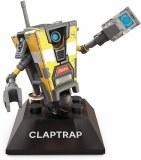 Mega Construx Black S2 ClapTrap Borderlands 3 AF