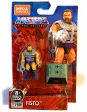 Masters of the Universe Mega Construx Fisto Action Figure