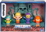 Masters of the Universe Little People 4 Pack Collectors Set