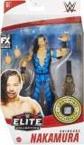 WWE Elite 81 Shinsuke Nakamura Action Figure