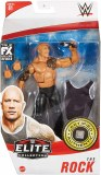 WWE Elite 81 The Rock Action Figure