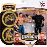 WWE Championship Showdown S5 British Bulldog vs Big Boss Man Action Figure 2 Pack