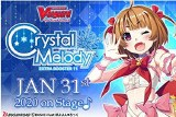 Cardfight Vanguard Crystal Melody Booster Pack
