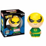 DORBZ Marvel Specialty Series Iron Fist